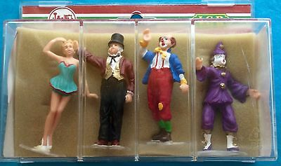 Lgb Circus Figures #52410 New In Package