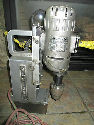 Jancy Slugger JM2000 Magnetic Drill Press. Pickup With Cash Payment Only