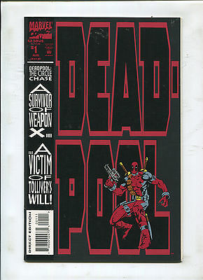 Deadpool The Circle Chase #1 (9.2 Or Better) Key! 1St Of His Own Title!