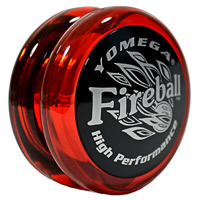 *NEW* Yomega High Performance YoYos YoYo Yo-Yo Yo - FIREBALL RED - Player Level