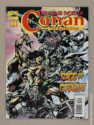 Savage Sword of Conan (1974 Magazine) #235 FN/VF 7.0