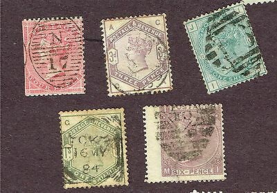 Great Britain Early Issues Fine   (May5