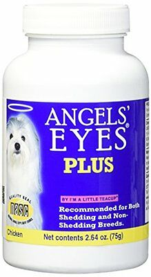 Angels' Eyes Plus Supplies for Dogs, Chicken Formula, 75g