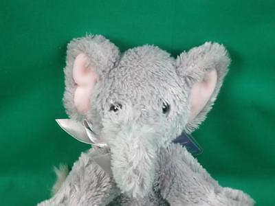 Russ Shining Stars Plush Elephant New W Tags And Secret Code Name Your Own Star