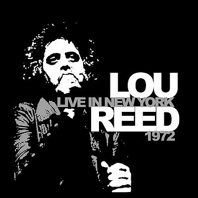 LP Vinyl Lou Reed Live In New York 1972