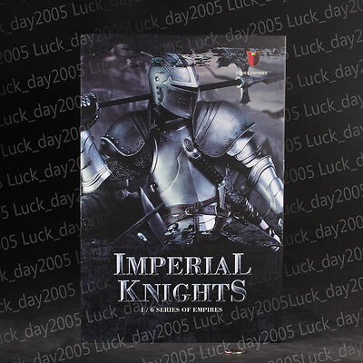 COOMODEL Empire Series - Imperial Royal Knight with Metal Armour 1/6 Figure