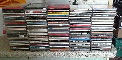 Wholesale Joblot 133 Best Of/greatest Hits Cd Albums