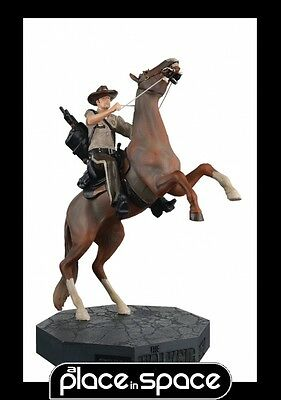 The Walking Dead Figure Magazine Special #1 Rick Grimes On Horse