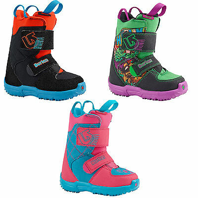 Burton Mini Grom Youth Kids Snowboardboots Snowboard shoes Snowboard Boots NEW