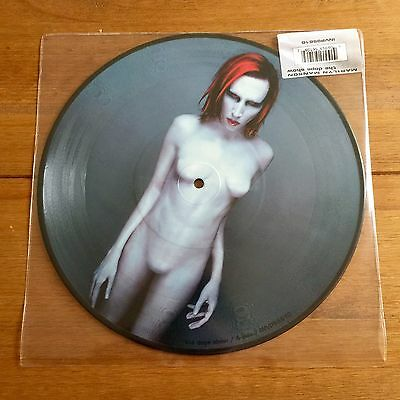 """Marilyn Manson - The Dope Show 10"""" Picture Disc Vinyl"""