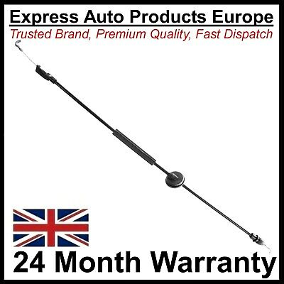 Front Door Handle Release Bowden Cable VW Golf MK5 Left or Right