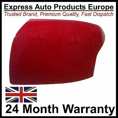 Colorado Red UK Passenger Wing Mirror Cover Left Ford Indicator Type 1320021