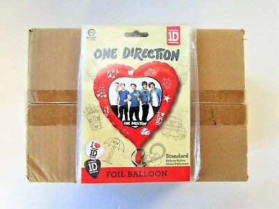 120 Plastic Table Covers  - Wholesale - One Direction Party clearance Job Lot