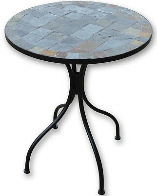 Woodside Mosaic Garden Coffee Table Decorative Outdoor Dining Furniture