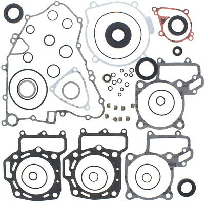 Complete Gasket Kit with Oil Seals For Kawasaki TERYX 750 4X4 2008 - 2013 750cc