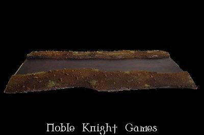 Amera Plastic Plastic Terrain 28mm Straight River Section MINT