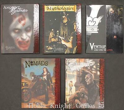 White Wolf Vampire The  Vampire - The Requiem Supplement Collection -  Box MINT