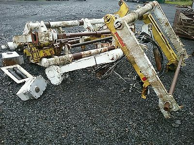 8 Telsta Model Cable Placer T-40 Reel Lifters