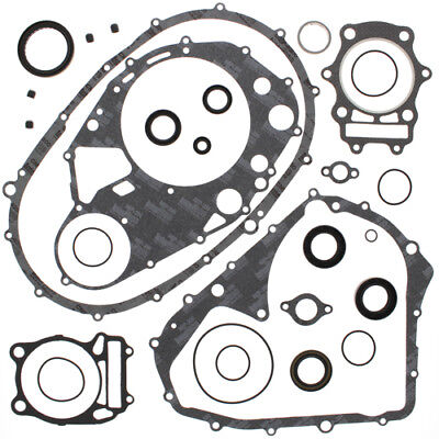 Complete Gasket Kit with Oil Seals For Arctic Cat 400 FIS 2x4 w/AT 2003-04 400cc