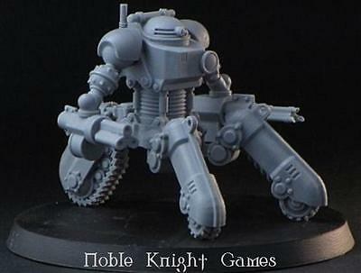 Brother Vinni Sci-Fi Mini 28mm Tricycle Robot Pack MINT