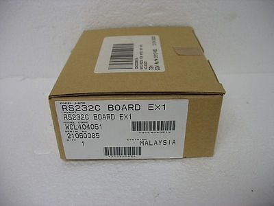 SATO WCL404051 RS232C Serial Interface Board New Factory Sealed