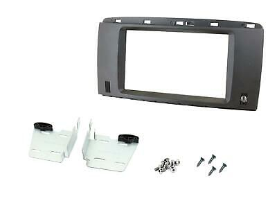 Ct23Mb07A Mercedes R Class 2007> Double Din Facia Kit