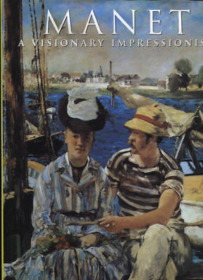 Painting  Book - Manet