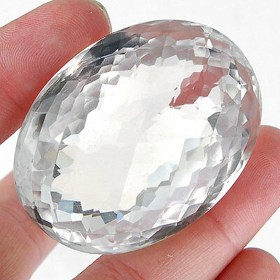 VVS 307 Cts Certified Unheated Natural White Quartz Huge Finest Quality Gemstone