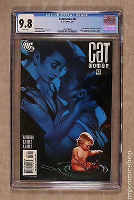 Catwoman (2002 3rd Series) #62 CGC 9.8 1465796023