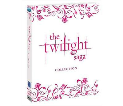 Film DVD EAGLE PICTURES - Twilight Saga Collection (5 Dvd)   - Colori DVD
