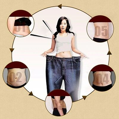 10pcs Strongest Health Weight Loss Patch Detox Adhesive Sheet Slim Pads