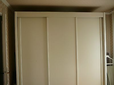 Armoire dressing blanche