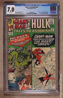 Tales to Astonish (1959-1968 1st Series) #62 CGC 7.0 1465440012