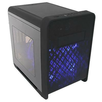 Cit Mesh Kube USB 3.0 Cube Gaming Case with Card Reader KUBE