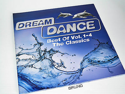 2 LP: Dream Dance – Best Of Vol.1-4 The Classics, Limited, NEU & OVP (A13/1)