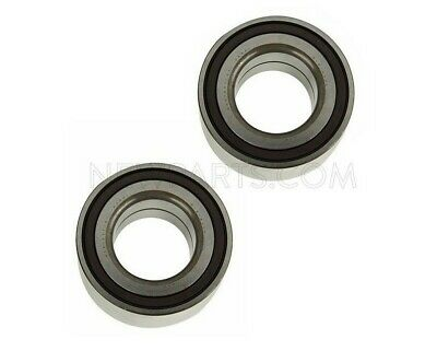 Porsche 911 Carrera 4S Targa Turbo 928 Pair Set of 2 Rear Wheel Bearings Genuine