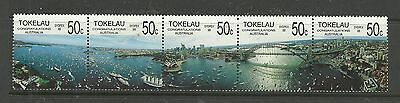 TOKELAU 1988  Bicentenary of Australian Settlement   umm / mnh set