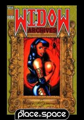 Widow Archives Vol 03 - Softcover