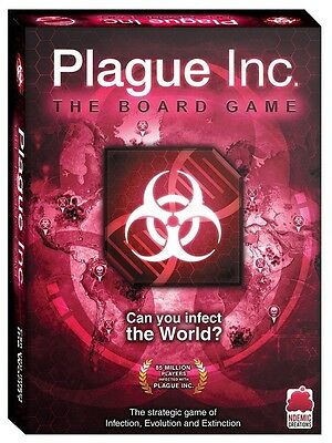 Plague Inc: The Board Game - New