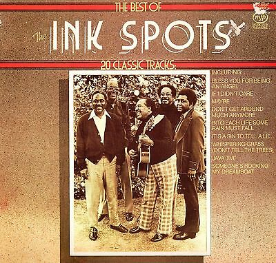 THE BEST OF THE INK SPOTS: 'WHISPERING GRASS' AND 19 OTHER CLASSIC 1940s TRACKS