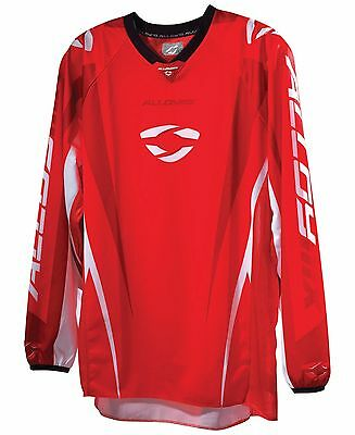 ALLOY 06 PULSE MOTOCROSS MX JERSEY RED race shirt enduro bike mtb new
