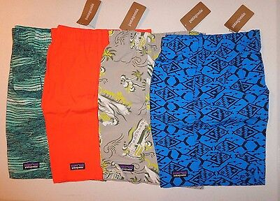 PATAGONIA Boys' Baggies Shorts - 67051 - size Medium (10)