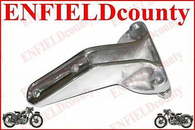 """ALLOY MADE 8"""" SPARE WHEEL REAR CARRIER HOLDER FOR VESPA VBB VBA SCOOTERS @AEs"""