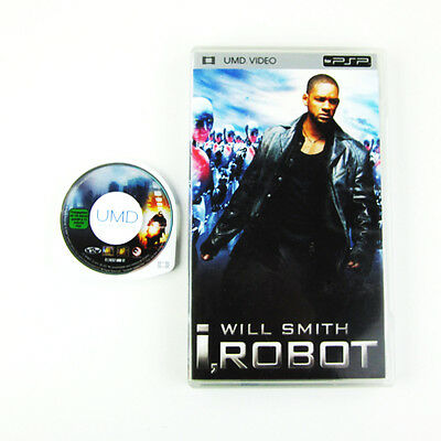 PSP UMD VIDEO : I ROBOT / i, Robot in original packaging
