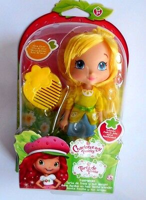 BANDAI BAMBOLA STRAWBERRY SHORTCAKE Mimie Lemon 12237