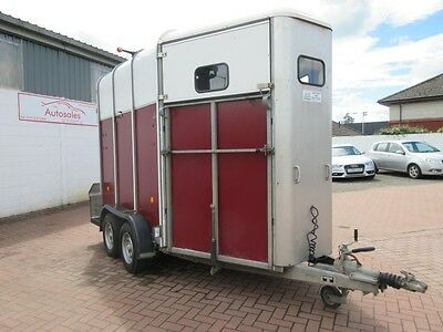 Ifor Williams Hb510 R Horsebox - Trailer - New Brakes - New Tyres