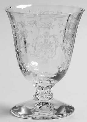 Fostoria NAVARRE CLEAR Oyster Fruit Cocktail Glass 148754