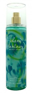 Britney Spears Island Fantasy Body Mist  - Women's For Her. New. Free Shipping