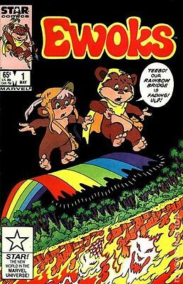 Ewoks (1985 Marvel/Star Comics) #1 FN 6.0