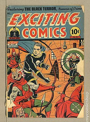 Exciting Comics (1940) #42 FR 1.0